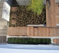 Terrasse aus IPE-Holz